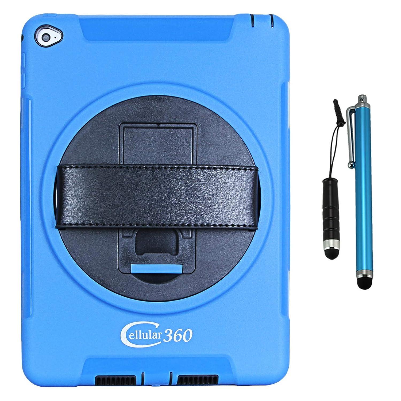 iPad 2 /3 /4ケースTravellor [自動wake-series ]スーパーショック+スマートスリープ+スリム冷却+マルチアングルスリップ* * 4つFold保護スリーブ* * iPad 2 /3 /4カバーiPad 2 /3 /4。 Apple iPad Mini 4 CIPAD B017R8W5KU Apple iPad Mini 4|Handheld Case-Black and Blue Handheld CaseBlack and Blue Apple iPad Mini 4