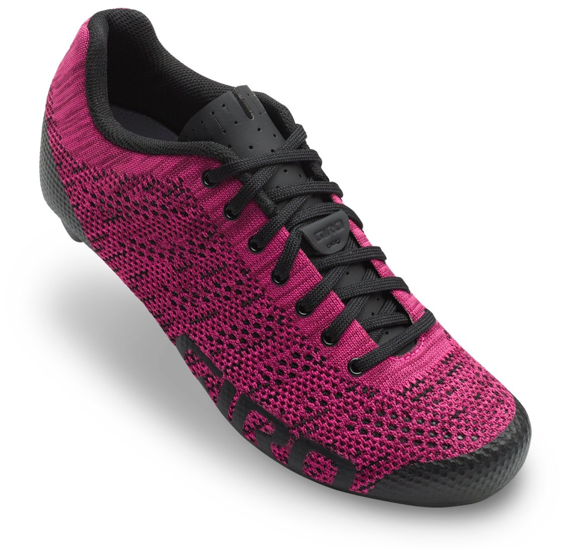 Giro Empire E70 Knit Cycling Shoes - Women's Berry/Bright Pink 38.5 by Giro