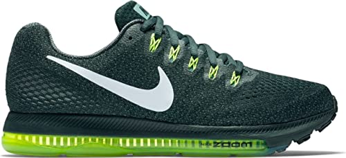 eb644a7e8644e Nike Men s Zoom All Out Low Seaweed White Volt Black Nylon Running Shoes