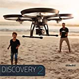 Discovery 2 Drone - 720P Great Range and Flight Time,  Drone with 720P HD Camera DBPOWER Headless Mode Quad Copter, Improved Next Gen with Bestseller Discovery Long Flying, Introduction Offer