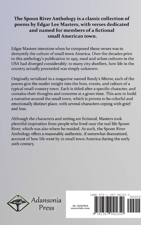 Edgar Lee Masters Poems 6