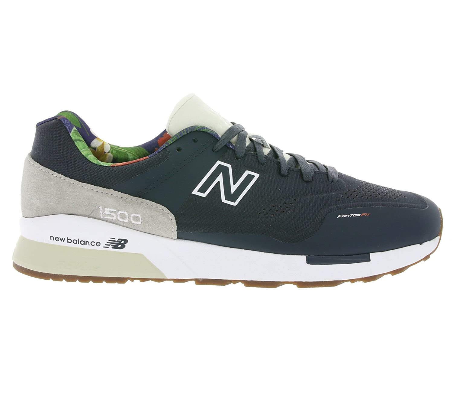 new balance 1500 reengineered herren sneaker blau md1500fj