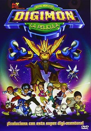 Digimon : La Pelicula [DVD]: Amazon.es: Varios, Mamoru Y Minoru Hosoda: Cine y Series TV