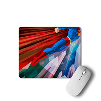 Superman Pixel Art Mousepad Amazonin Electronics