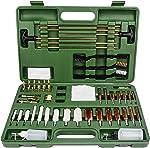 GLORYFIRE Universal Gun Cleaning Kit Hunting Handgun Shot Gun Cleaning Kit