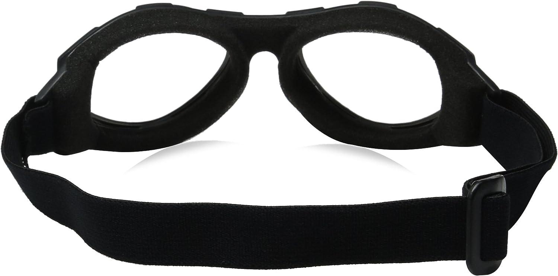 Bugeye Goggles Black//Clear Lens Bobster BA001C
