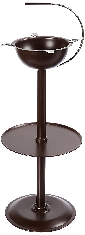 Stinky Cigar Floor Ashtray Chocolate Brown
