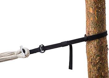 Imagen deAMAZONAS T-Strap-Accesorio para Hamaca, Color Negro, 10x10x10 cm