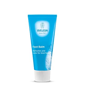 weleda foot cream