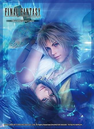 Fundas Final Fantasy TCG edicion Limitada Tidus /Yuna (60)
