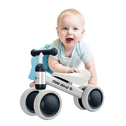 Amazon Com Ygjt Baby Balance Bikes Bicycle Baby Walker Toys Rides