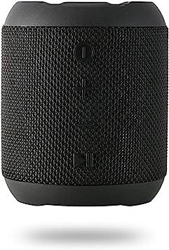 Altavoz Bluetooth Portátiles 20W, Altavoces Bluetooth, TWS HD Estéreo, 16 Horas de Reproducción, con Micrófono, FM/TF/AUX, Altavoz Bluetooth Ducha Impermeable IPX6 para el Hogar, Aire Libre, Viajes: Amazon.es: Electrónica