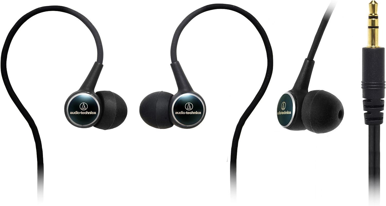 Audio Technica Ath Ck10 In Ear Kopfhörer Farbe Schwarz Elektronik