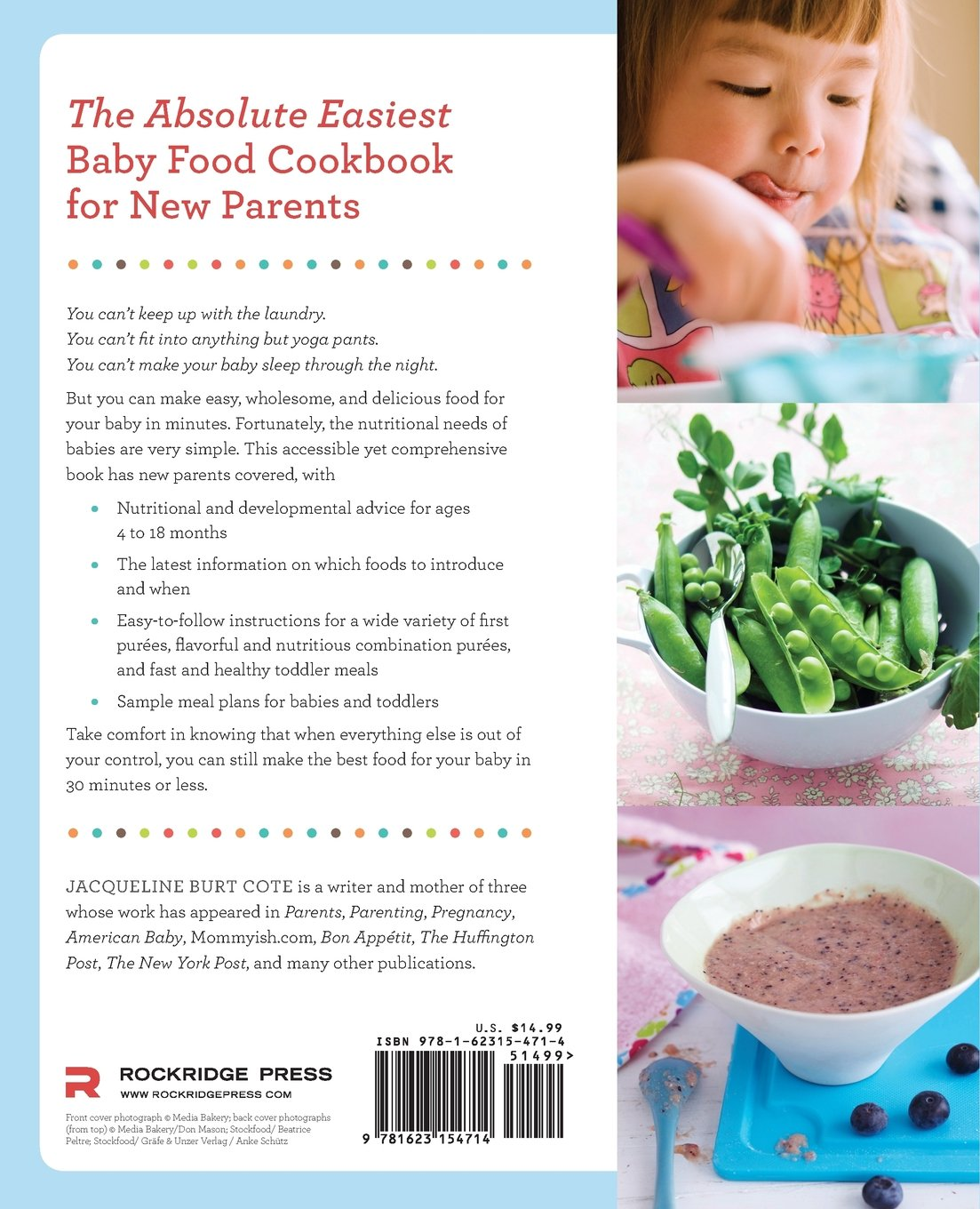 Fast fresh baby food cookbook 120 ridiculously simple and fast fresh baby food cookbook 120 ridiculously simple and naturally wholesome baby food recipes jacqueline burt cote 9781623154714 amazon books forumfinder