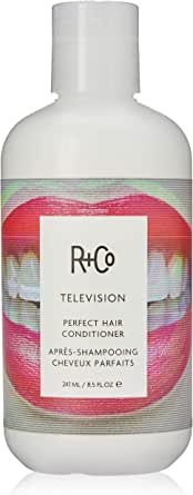 R+Co Television Perfect Hair Conditioner, 241ml