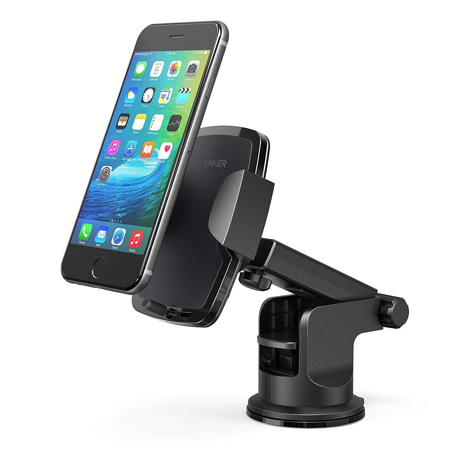 Car Air Vent Mount Cradle Holder Stand For iPhone 6S Galaxy S7 S6 Note 5 4 HTC