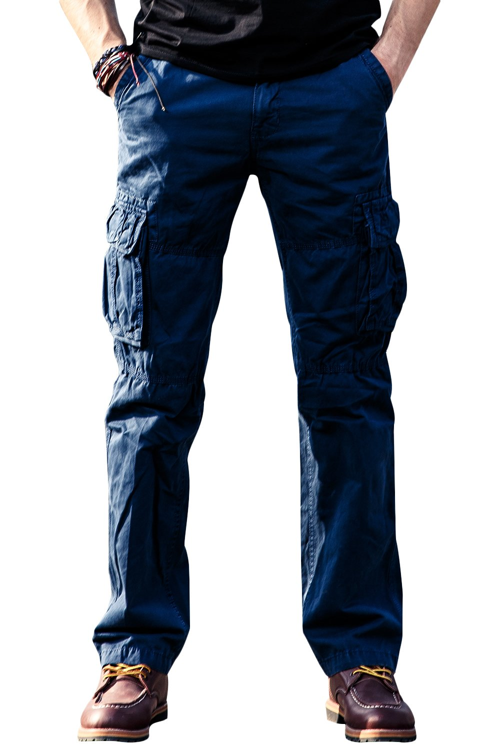 Men's Cargo Pants Work Trousers casual Pants CASE ME CA3225