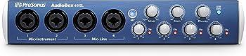PreSonus AudioBox 44VSL USB 2.0 Recording System