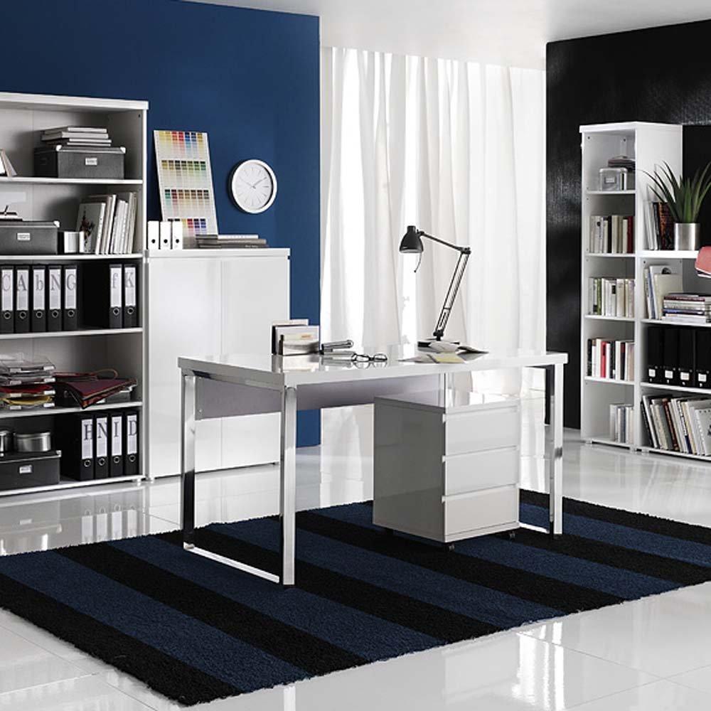 lounge-zone Escritorio y Taranto Roll Container, Estilo de ...