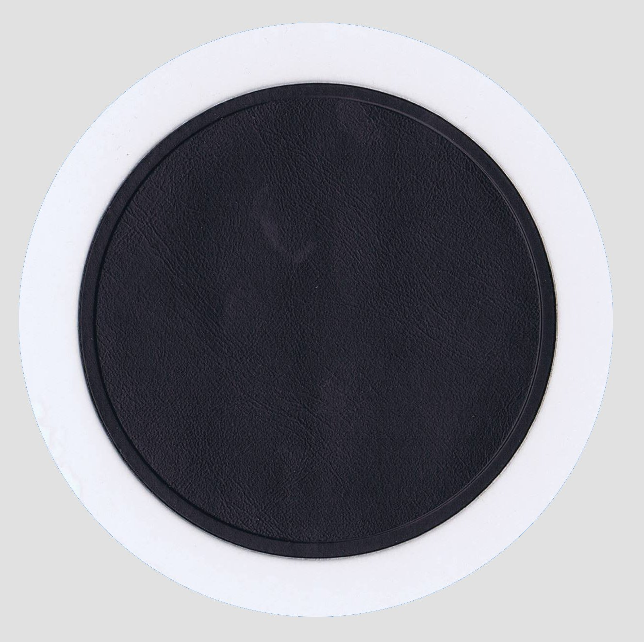 50 X Black Tax Disc Holders Permit Holders - Made in the UK