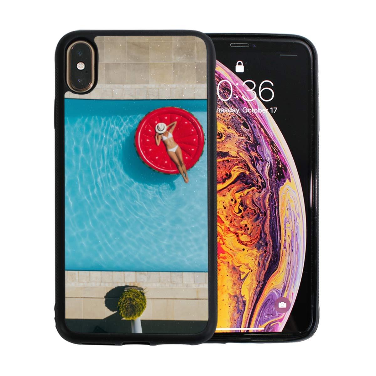 Amazon.com: Girls in The Swimming Pool Apple Phone Xs Max ...