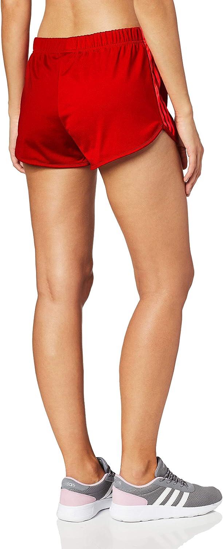 adidas 3 STR Short Pantaloncini Donna Rossi EK2982