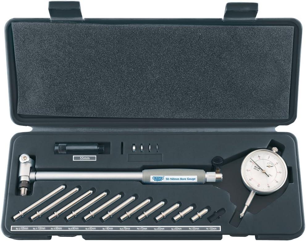 Draper Expert 02753 50-160 mm Bore Gauge Set