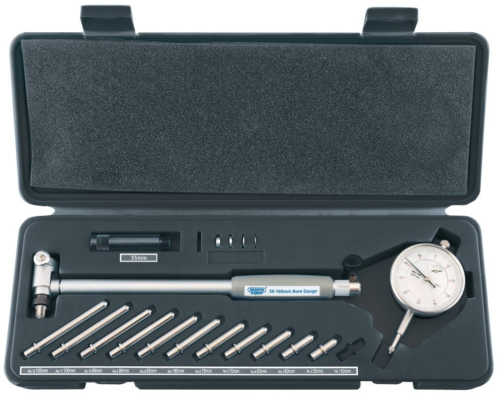 Draper Expert 02753 50-160 mm Accesorio para perforadoras