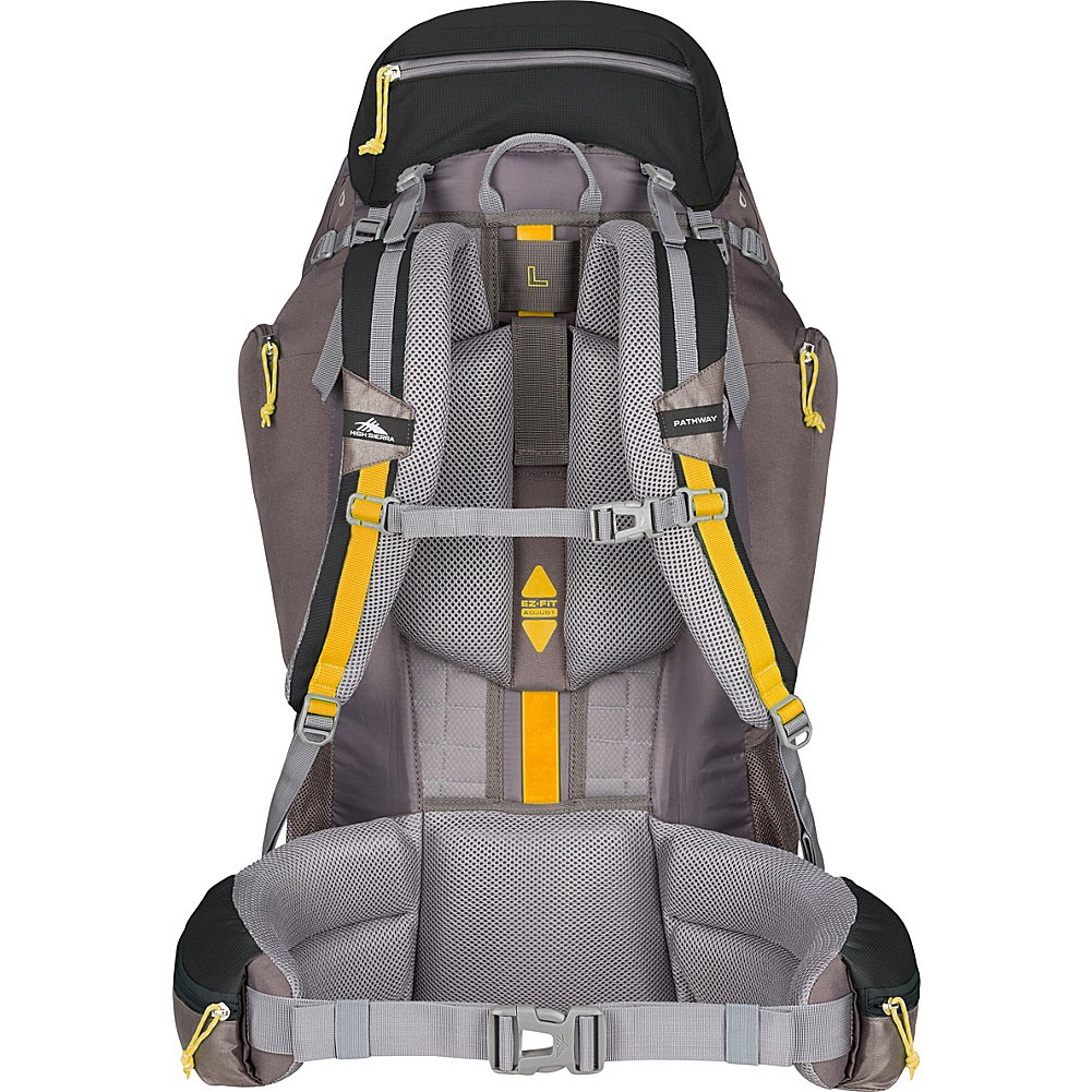 with Rain Fly Camping Hiking High Sierra Pathway 70L Top Load Internal Frame Backpack Pack ; High-Performance Pack for Backpacking