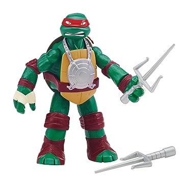 Teenage Mutant Ninja Turtles Hand-To-Hand Raphael Action ...