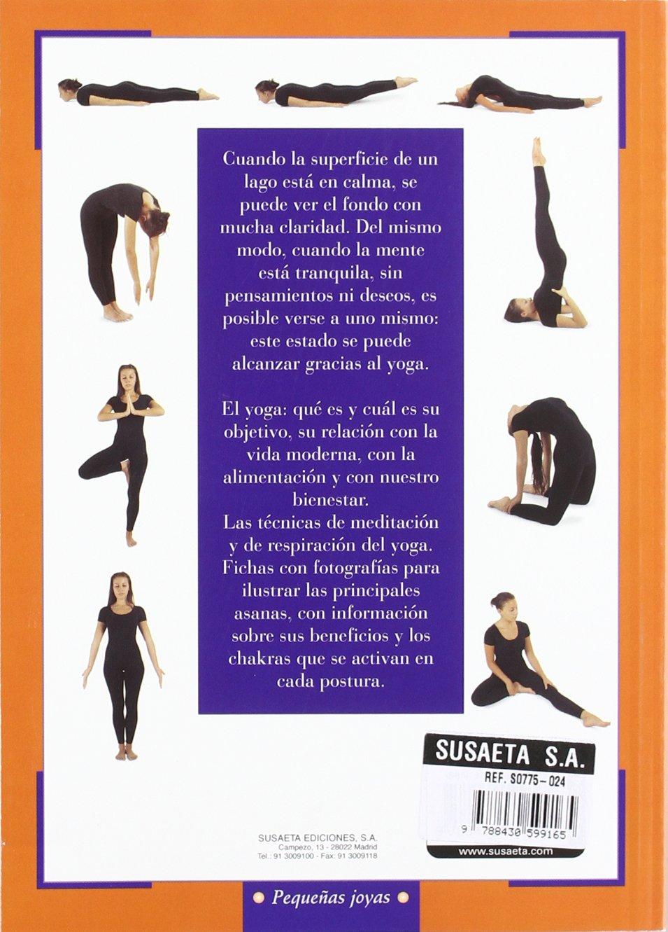 Yoga para todos (Pequeñas Joyas): Amazon.es: S. Compagnino ...