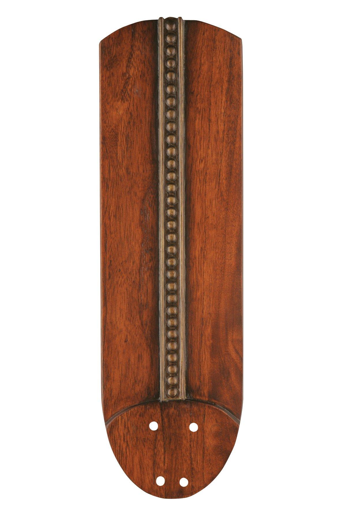 Emerson Ceiling Fan Blades B105HCB 22-Inch Beaded Hand Carved Wood Ceiling Fan Blades by Emerson