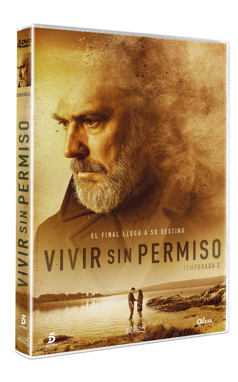 Vivir Sin Permiso Temporada Final Dvd Amazon Es Thriller José Coronado álex Gonzá Thriller Cine Y Series Tv
