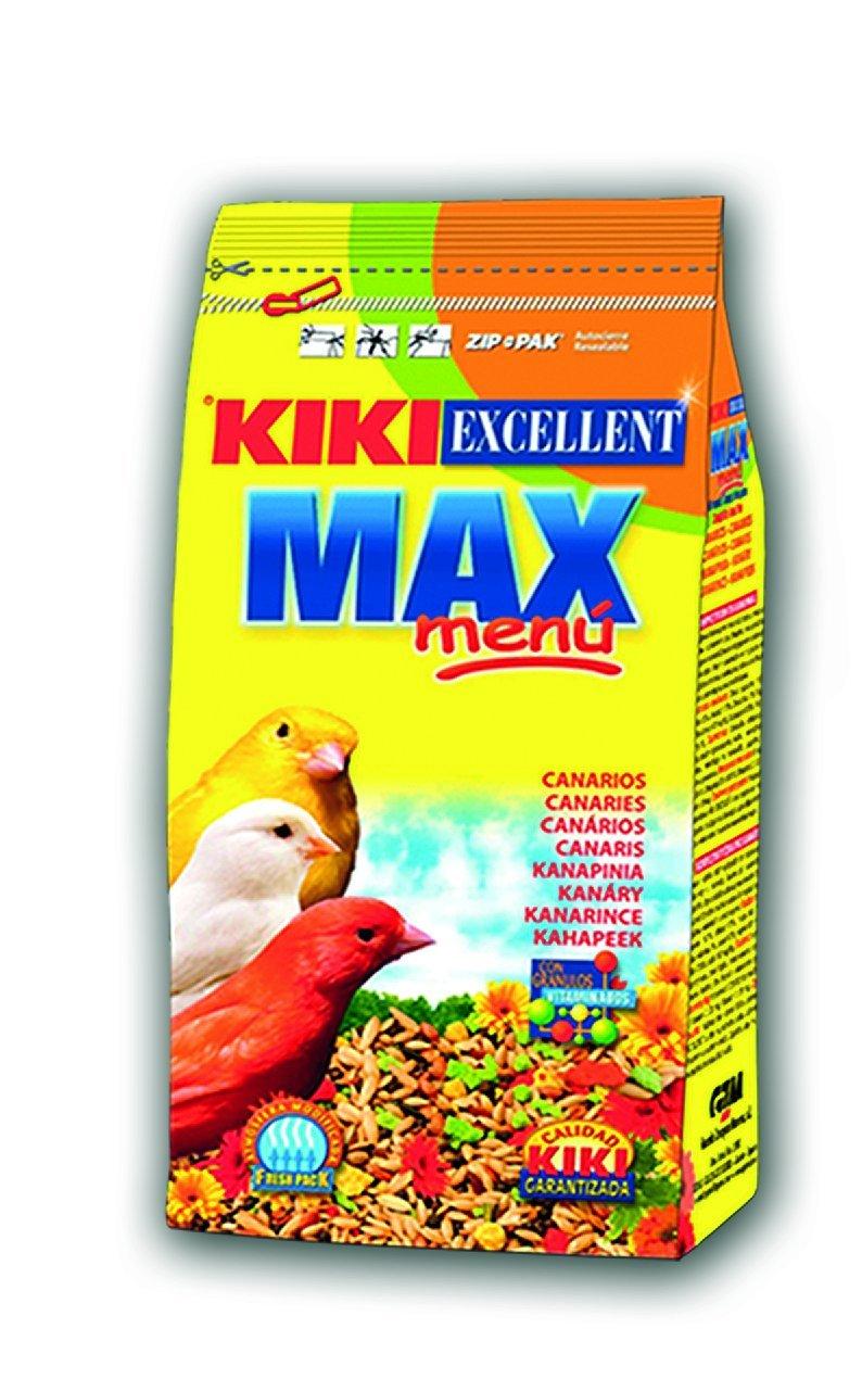 Max Menú Canarios Kiki