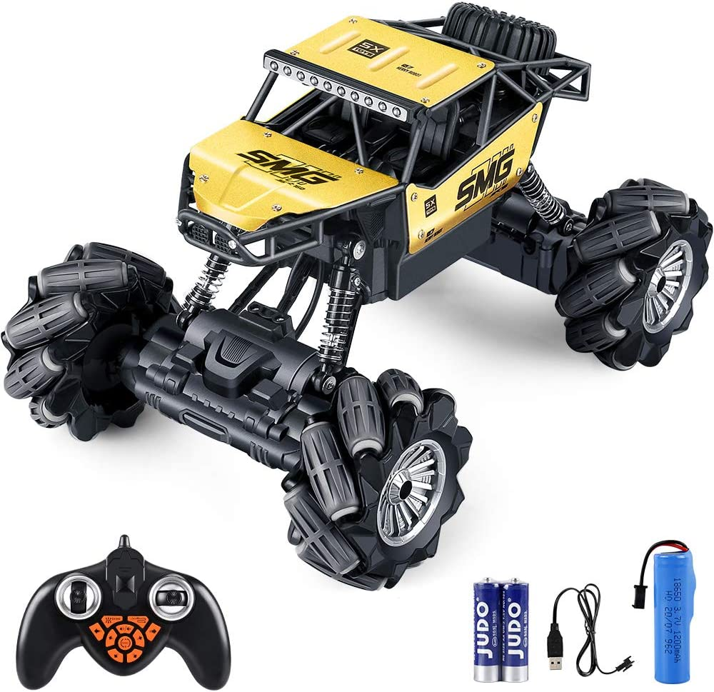 Rechargeable RC Car with 14 Modes
