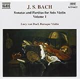 Sonaten und Partiten für Violine solo Vol. 1