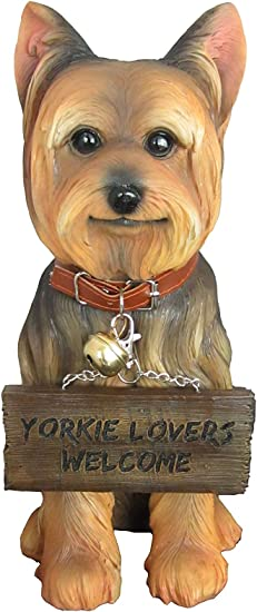 Yorkshire Terrier Decorative Bubble-free Stickers Decals Dog Animal Lover Yorkie