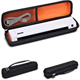 Mchoi Hard Portable Case Compatible with Doxie Go SE Smarter Wi-Fi Scanner(Case Only)