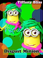 Minion DISGUST Inside Out Costume Play Doh How to Playdoh Tutorial Disney Pixar Summer Movie Minions