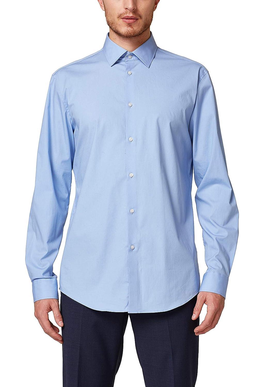 TALLA Medium (Talla del fabricante: 39-40). ESPRIT Collection Camisa para Hombre