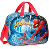 Spiderman Neo Sac de voyage, 40 cm, 24.64 liters, Multicolore (Multicolor)