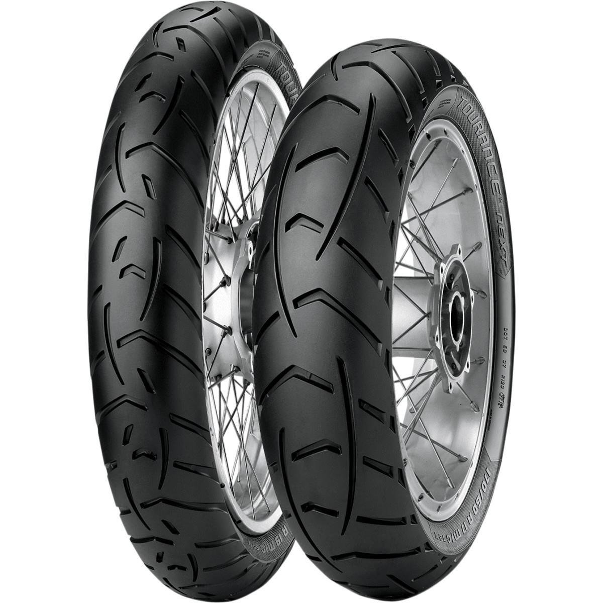Metzeler Tourance Next Rear Tire - 170/60ZR-17, Position: Rear, Rim Size: 17, Tire Application: Touring, Tire Size: 170/60-17, Tire Type: Dual Sport, Load Rating: 72, Speed Rating: W, Tire Construction: Radial 2439400