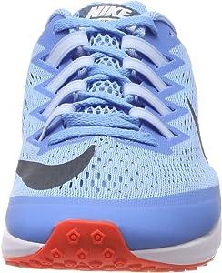 Nike Air Zoom Speed Rival 6, Zapatillas de Running para Mujer ...