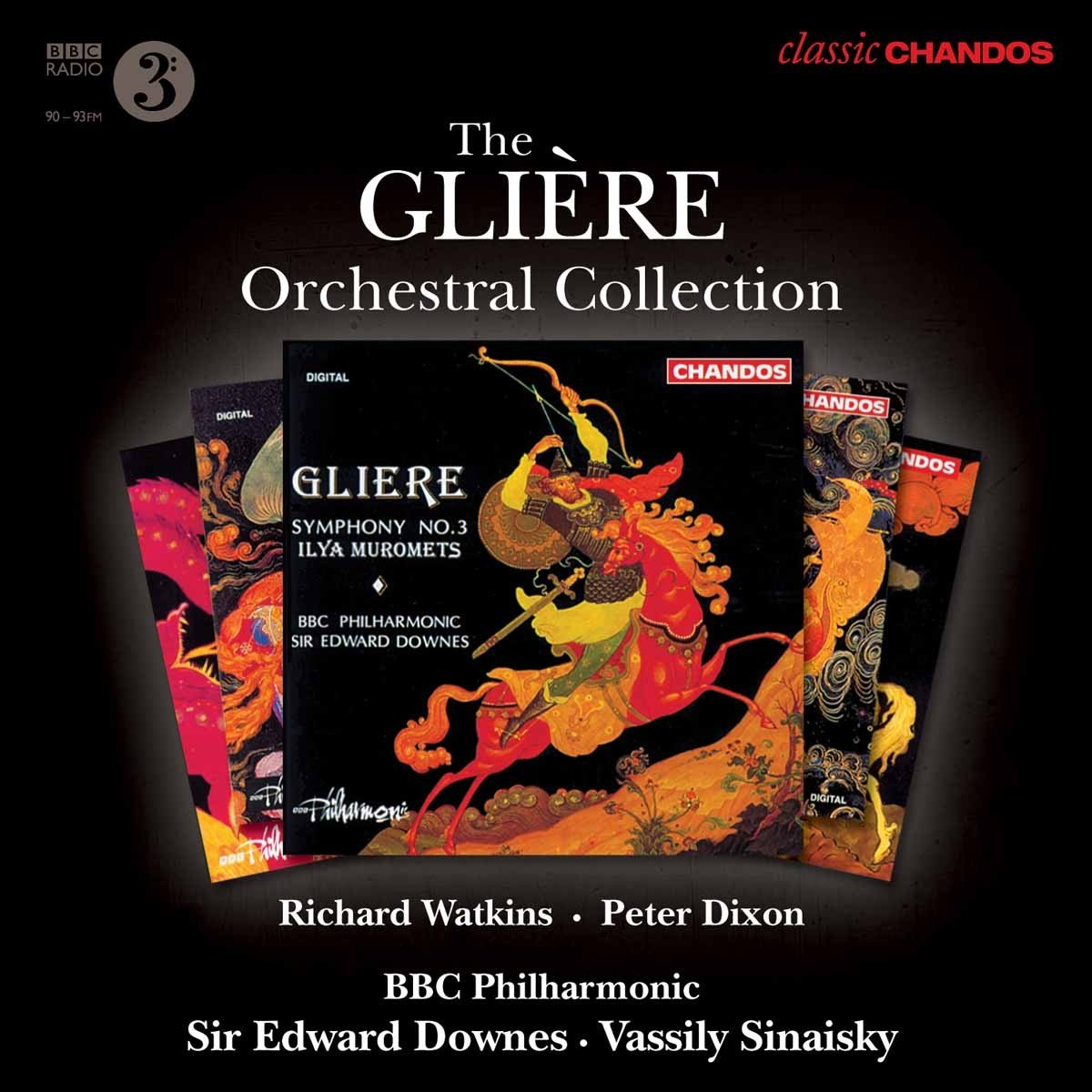 Gliere: Orchestral Collection