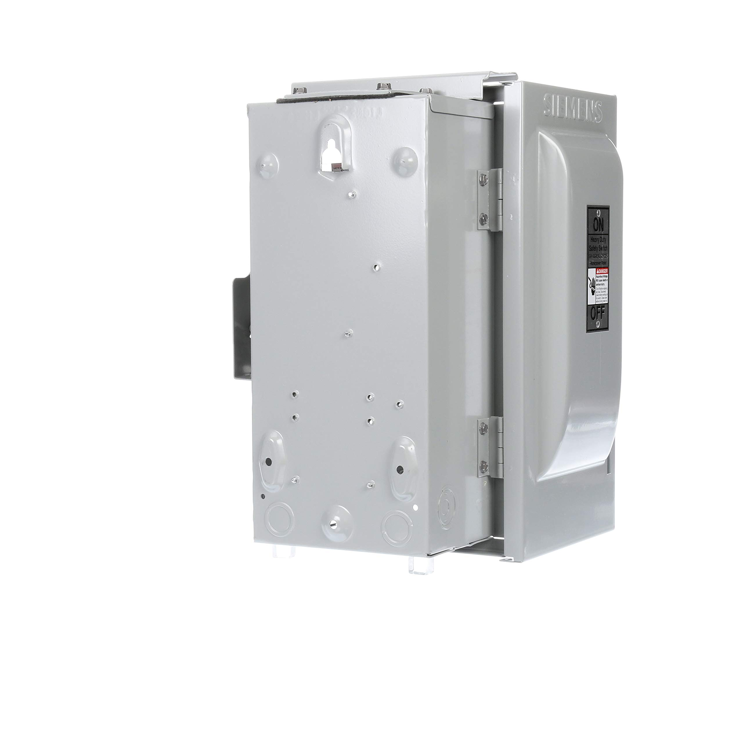 Siemens HF361R 30-Amp 3 Pole 600-volt 3 Wire Fused Heavy Duty Safety Switches by SIEMENS (Image #4)
