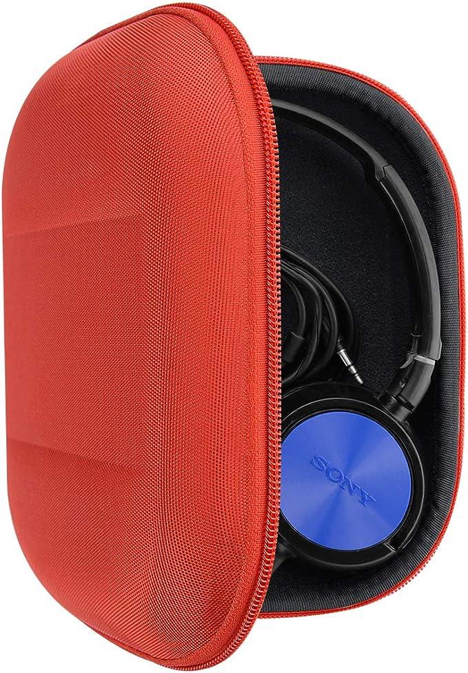 Geekria Tasche Kopfhörer Für Sony Mdr Zx300 Zx310 Elektronik