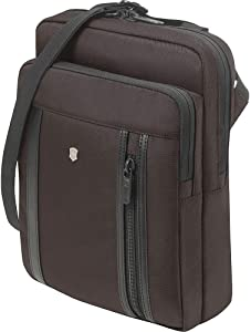 Victorinox Werks Professional 2.0 Crossbody Laptop Bag Dark Earth One Size