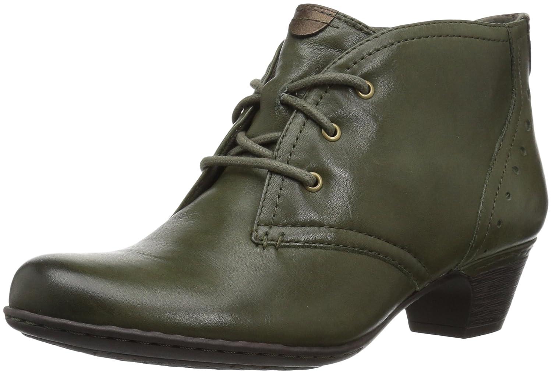 Cobb Hill Rockport Women's Aria-Ch Boot B01MSB5S45 7 B(M) US|Evergreen Leather