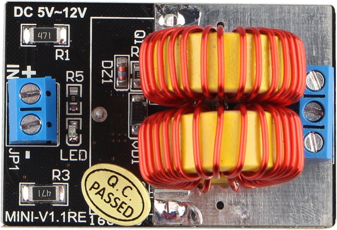 Nützlich Induktionsheizleistungsmodul 120W 5V-12V Niederspannung Induktion