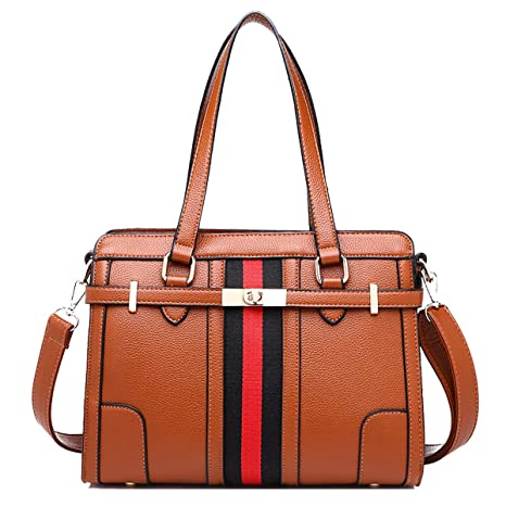 NIYUTA donna borse a mano moda vernice casual borse a spalla borse a tracolla borse tote